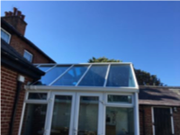 Gable-End Style ConservatoryClaremont Fitters