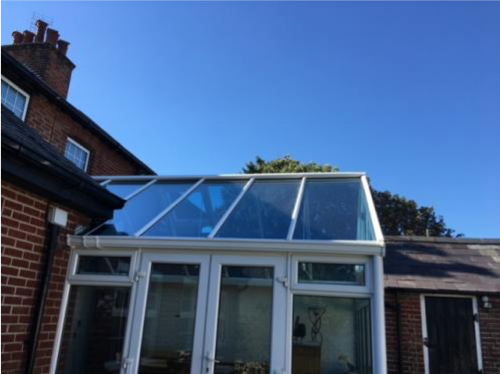 Lean-To Style ConservatoryClaremont Fitters